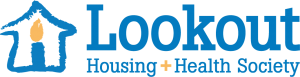 Lookout Housing and Health Logo